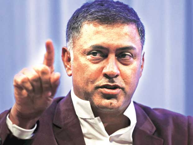 Nikesh Arora, president and CEO of SoftBank Corp