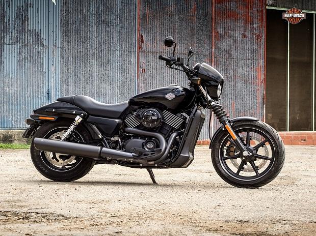 Harley Davidson Street 750  (Photo: Official ...