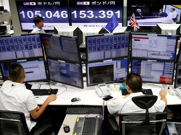 Brexit, Asian markets