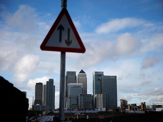 Canary Wharf, HSBC, UBS, jobs, Brexit