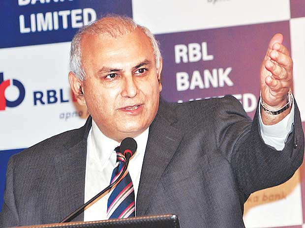 RBL Bank MD & CEO Vishwavir Ahuja