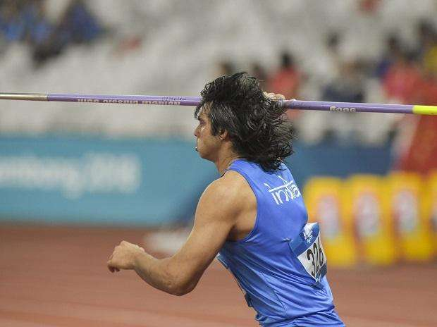 Neeraj Chopra became the first Indian javelin thrower to win an Asian Games gold medal