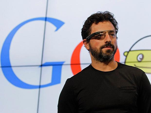 #10 Sergey Brin, Co-founder, Google