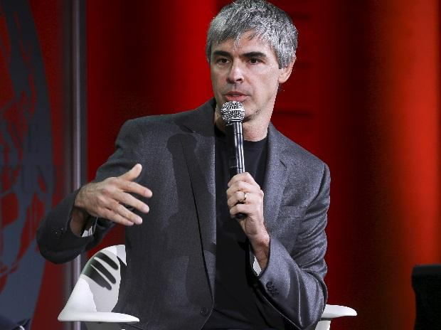 #9 Larry Page, Co-founder, Google