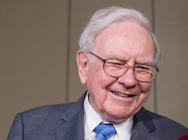 #7 Warren Buffett, CEO, Berkshire Hathaway