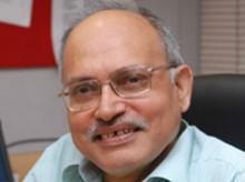 A K Bhattacharya - Editor, Business Standard