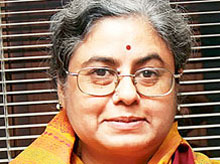 Aditi Phadnis - Political Editor, Business Standard