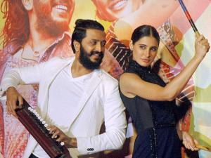 Riteish Deshmukh and Nargis Fakhri
