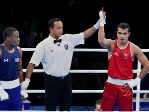 Rio olympics 2016: Boxer Vikas Krishan advances to pre-quarters