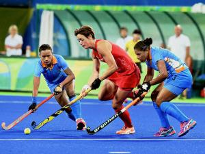Rio Olympics 2016: Great Britain beat India 3-0 in women's hockey