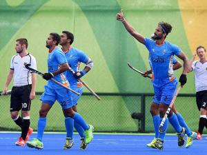 Rio Olympics 2016: Hockey India lose to Germany 1-2