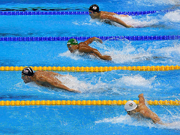 Michael Phelps, Rio Olympics 2016, Michael Phelps 2016, U.S.A swimmers